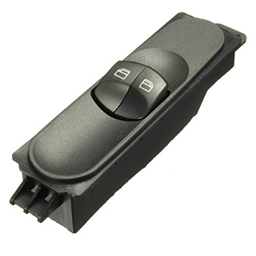 NICOLIE Interruptor De Control De Elevalunas Eléctrico De 4 Pines Compatible con Mercedes Sprinter Compatible con VW