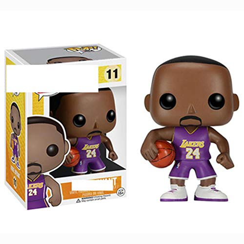 Kobe Bean Bryant Toys Doll Collection Gift Ornaments