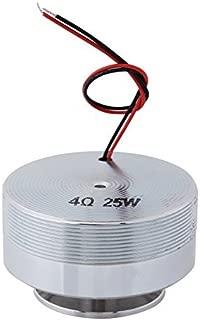 New Resonance Speaker,1Pcs 50MM 2Inch All Frequency Resonance Speaker Vibration Strong Bass Louderspeaker (4ê,25W)