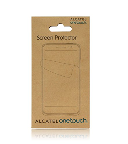 Alcatel One Touch Film Displayschutzfolie für Alcatel Idol 3 4,7, transparent