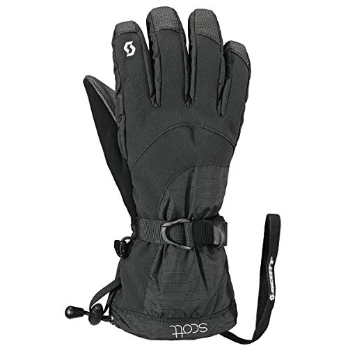 Scott W's Ultimate Hybrid Glove (Black, S) - Women's