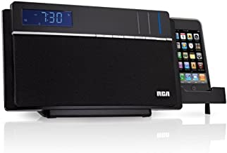 RCA RC60i Docking Alarm Clock for iPod/iPhone photo