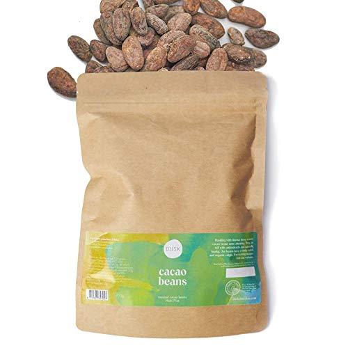Cacaobonen hele bonen uit Haïti PISA | licht gebrand | 200 g