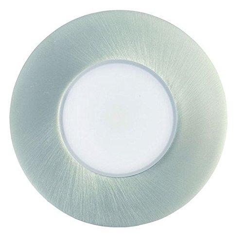 Lot de 3 Light Topps lt1245037 Spot LED encastrable 3 x 5,5 Fer brossé