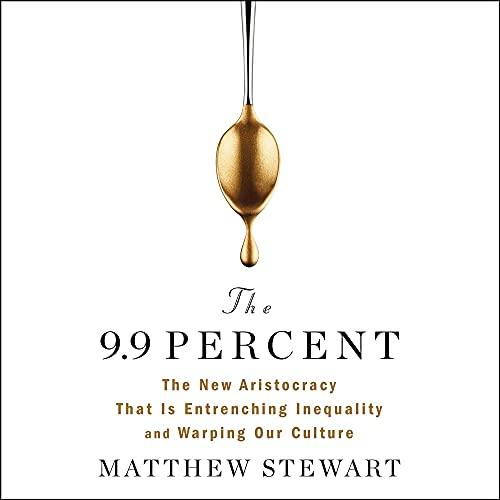 Couverture de The 9.9 Percent