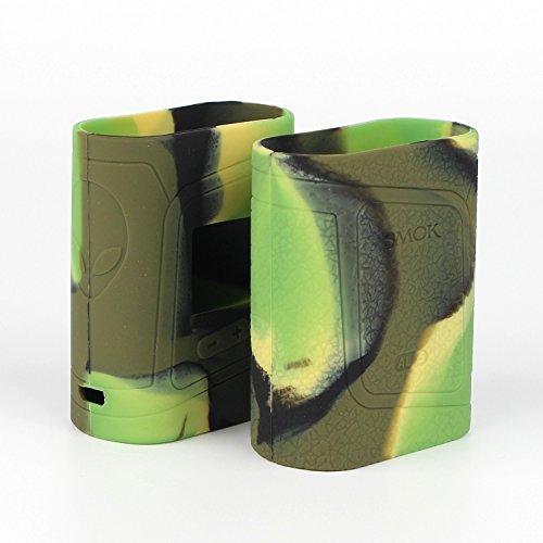 CEOKS per Smok AL85 Alien 85W Gel protettivo per custodia in siliconeImbottitura del manicotto di copertura della pelle di Smok Alien 85w adatta a 85 Watt