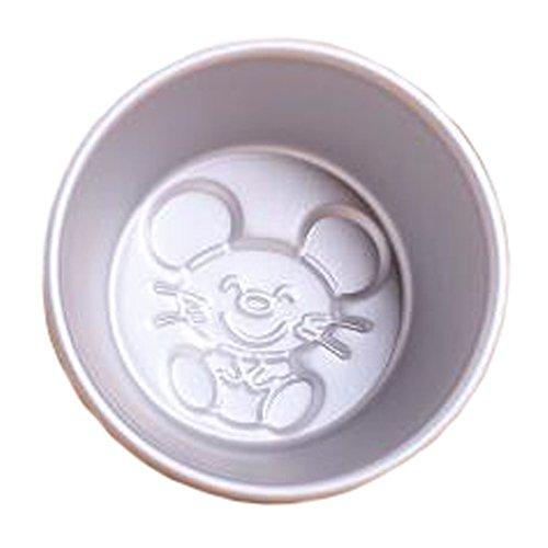 Alien Storehouse Schöne Cartoon Tier Sternzeichen Mode Kuchenform, Einfach Nonstick Backformen, Maus
