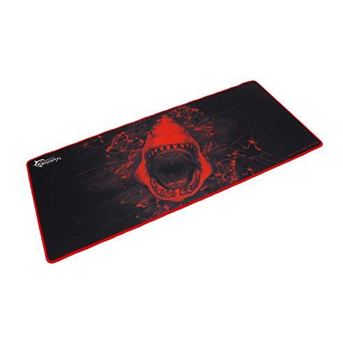 White Shark Sky Walker XL muismat 800 x 350 mm, Speed Gaming Mouse pad, antislip