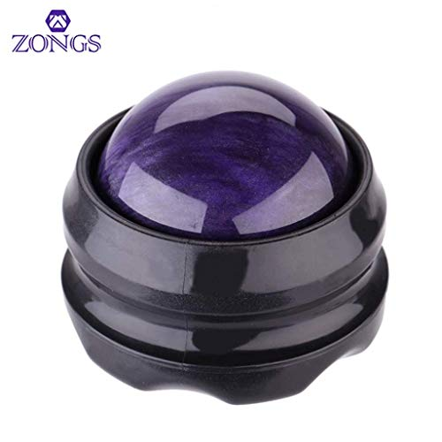 Cheapest Price! ZONGS Manual Massage Ball Pain Relief Back Roller Massager Self Massage Therapy & Re...