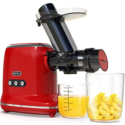 Juicer Machines Easy Cleaning & Quiet Motor