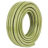 JonesHouseDeco PVC Tubo da Giardino 1/2', 15 m, Anti-groviglio, Resistente alle Torsioni, non Teme il Freddo e il Calore