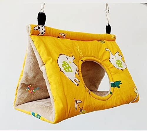 It is very popular Gugou Winter Las Vegas Mall Warm Bird Nest House Velvet Hammock - Hanging Shed