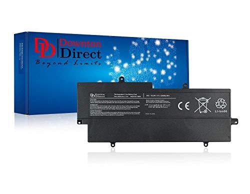 Downton Direct Batería del Ordenador portátil para Toshiba PA5013U-1BRS PA5013, Toshiba Portege Z830 Z835 Z930 Series. [14.8V 2200mAh, 12 Months Warranty]