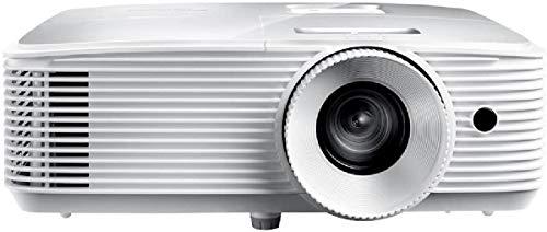 Optoma HD27e Desktop projector 3200ANSI lumens DLP 1080p (1920x1080) 3D White data projector - data projectors (3200 ANSI lumens, DLP, 1080p (1920x1080), 25000:1, 16:9, 711.2 - 7645.4 mm (28 - 301'))