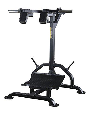Powertec Fitness Levergym Squat/Calf Black