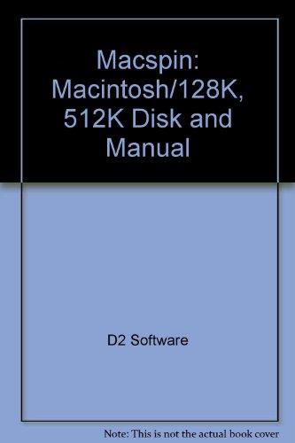 Macspin: Macintosh/128K, 512K Disk and Manual