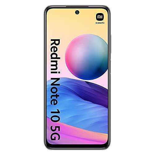 Smartphone Xiaomi Redmi Note 10 5g Tim Chrome Silver 6.5  4gb 128gb Dual Sim