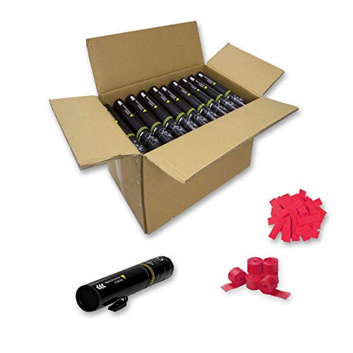 EUTOPICA Pack de 20 cañones eléctricos de...