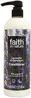 Faith In Nature Lavender and Geranium Conditioner, 740ml
