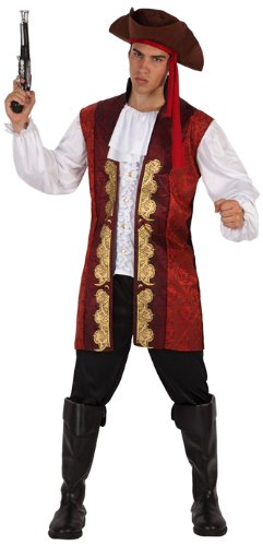 Atosa - 5942 - Costume - Déguisement Homme Pirate - Taille 2