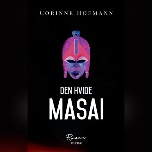 Den hvide masai audiobook cover art