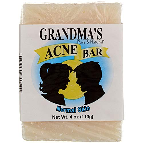 4OZ Norm Skin Acne Bar (Pack of 2) by Remwood Products Co