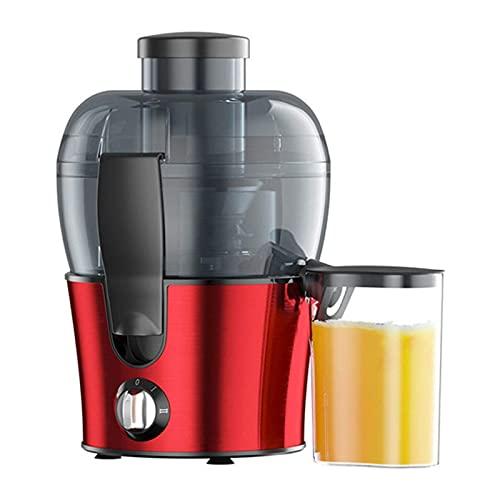 KDLYQ Juicer Machine, Big Mouth Feed Chute, Centrifugal, Easy to Clean, BPA Free, 400W