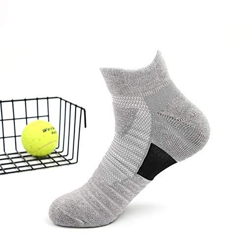 Witou Nueva 3 Pares/porción Hombres Calcetines de Toallas de Gran tamaño Profesión Inferior algodón Peinado de Deportes Masculino Calcetines Sudor Absorbente, Comodidad y