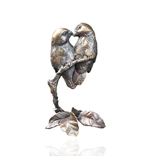 Bronze Lovebirds - Limited Edition 350 - Michael Simpson.