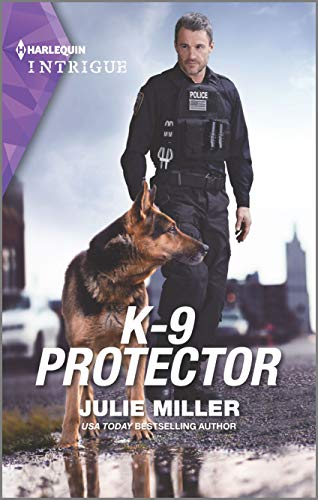 K-9 Protector (Harlequin Intrigue)