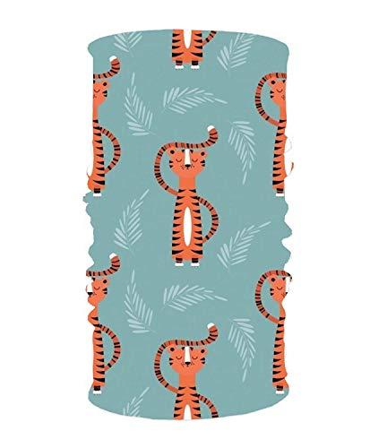 dingjiakemao Stylish Cute Animals Collection UV Headband Quick Dry Ultra Soft Elastic Handscarf Microfiber Headwear Outdoor Bandana Magic Scarf Face Mask Unisex