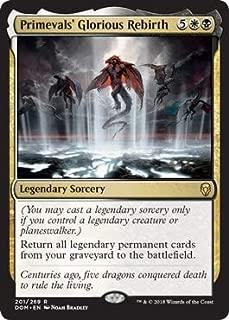 Primevals' Glorious Rebirth - Dominaria