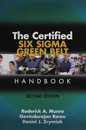 Price comparison product image The Certified Six Sigma Green Belt Handbook,  Second Edition