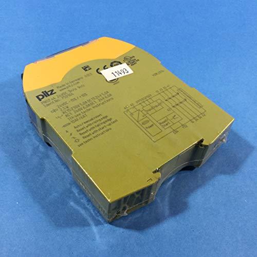 Bästa pris fyrkantig återbetalning, säkerhet, 3PST-NO, 240VAC, 6A 750104 av PILZ