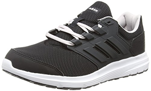 adidas Damen Galaxy 4 Traillaufschuhe, Schwarz (Negbás/Carbon/Purhie 000), 38 EU