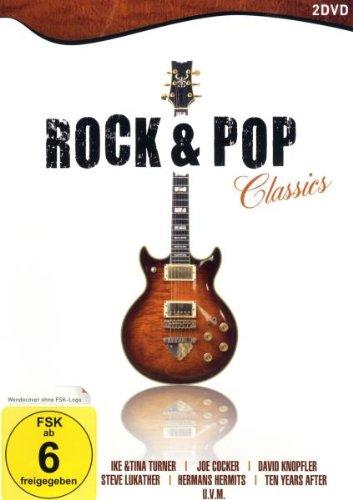 Various Artists - Rock & Pop Classics [Alemania] [DVD]