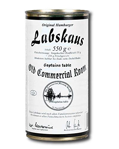 Old Commercial Room Labskaus Old Commercial, 550g
