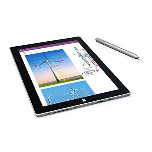 Microsoft Surface 3 LTE 64GB 3G 4G Argento tablet
