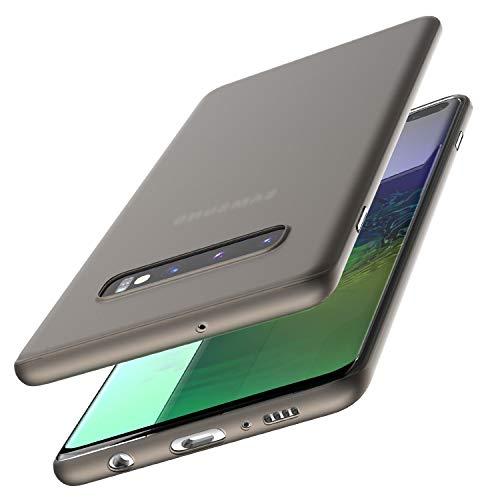 bon comparatif TOZO pour Samsung Galaxy S10 Coque 6.1 pouces Polypropylène Ultra-fine 0.35mm La plus fine du monde… un avis de 2021
