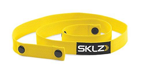 SKLZ Pro Training Agility Bands voetbaltrainer, geel-zwart, één maat