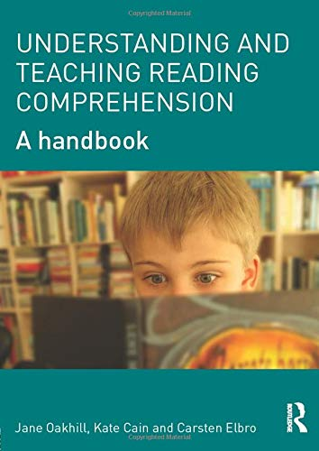 Download Understanding and Teaching Reading Comprehension 0415698316