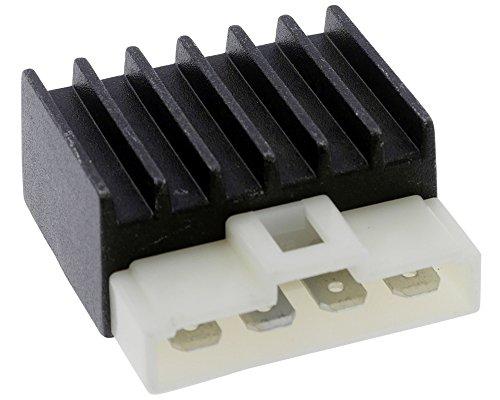 Spannungsregler/Gleichrichter 4-Pin - YAMAHA YE Zest 50