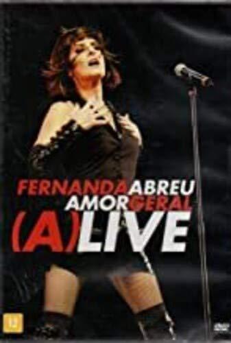 Fernanda Abreu - Amor Geral (A)Live - DVD