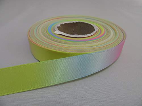 Idea Casa 2 Bobine Rotoli Nastro Doppio Raso 10 MM 60 YDS 54 Metri Ribbon Satin BOMBONIERE Purple