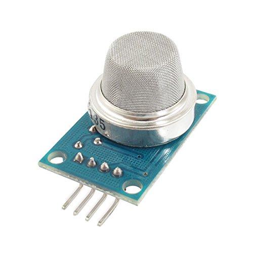 DC 5V 10-1000ppm sensor de gas amoníaco módulo detector MQ-135