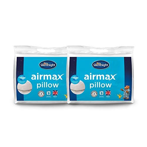 Silentnight Airmax Pillow Pair, White