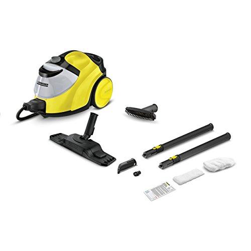 Kärcher SC 5 - Limpiadora a vapor, color amarillo
