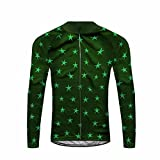 Uglyfrog #34 2017 Manga Larga Maillot Ciclismo De Hombre Winter with Fleece Ropa De Triatlon Transpirables Winter with Fleece