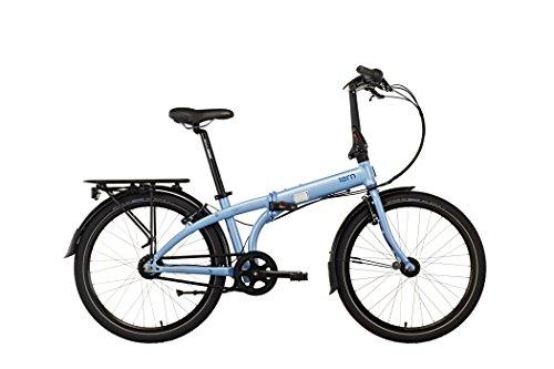 tern Node D7i - Bicicletas plegables - 24