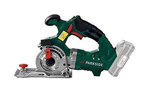 PARKSIDE® Akku-Tauchkreissäge X20V PTS 20-Li A1 (ohne Akku und Ladegerät, im Transportkoffer)